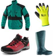 Oděvy, obuv, rukavice