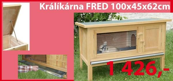 Králíkárna FRED