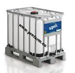 Apol 1000kg včetně kontejneru /po dojení/