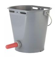 Kbelík napájecí plastový /komplet/