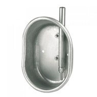 Napáječka misková pro výkrm, 19x27x11 cm