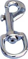 Karabina rychloupínací 20 mm /půlkulatá/