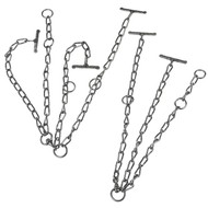 Řetěz fixační pro krávy /síla čl. 7mm/K/ 70cm,120cm