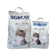 Stelivo hrudkující pro kočky a hlodavce Borcat Standard 10 l