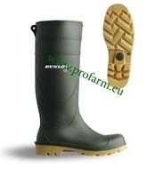 Holínky Dunlop Ecofort zelené