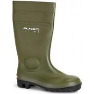 Holínky Dunlop PROTOMASTOR S5 zelené