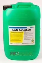 San ALCALIN, alkalický