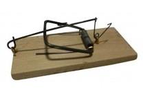 Past na myši 1ks dřevěná