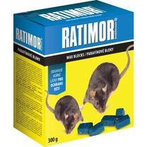 RATIMOR BRODIFACOUM parafinové bloky 300 g