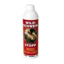 Koncentrát černé zvěře Wildschwein-stopp, pach. ohradník červený 400ml