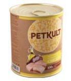 PETKULT dog konz. ADULT, chicken 800g