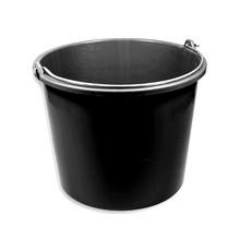 Kbelík napájecí plastový 12 l, černý