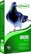MIKROS Holub, výkrm a odchov, 1 kg