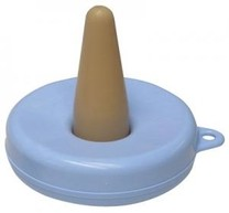 Cucák plovací /s očkem pro uchycení/ BLUE