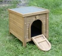 Domek pro králíky a jiné hlodavce, 36x36x40cm