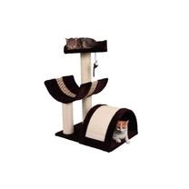 Odpočívadlo, škrabadlo pro kočky SAFARI XL - odpočívadlo, hnědá