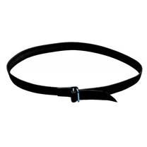 Řemen krční pro značení skotu, černý, 130 cm