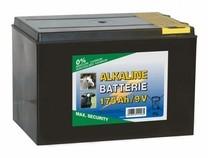 Baterie suchá 9V/175Ah