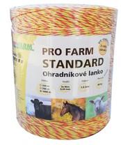 Lanko 3 mm, PRO FARM STANDARD, 3x0,20 mm Niro