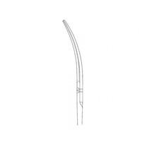 Aesculap nůžky profesionální na stříhání psů, zahnuté, 160 mm
