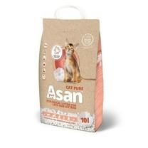 Stelivo pro kočky a fretky ASAN Cat Pure 10 l
