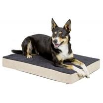Zdravotní matrace pro psy z paměťové pěny, 80 x 50 x 8 cm