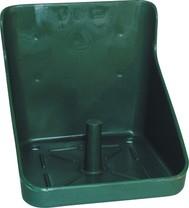 Držák na liz hranatý /do 10kg/ zelený