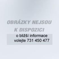 Stěrka na hnůj oblouková (50 cm) /náhradní guma/