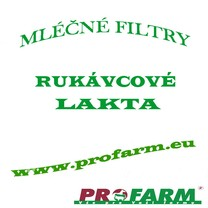 Ml. filtry rukávcové LAKTA - 60x620mm (50ks)