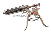 SAS HENKE Poloautomat injekční Roux-Revolver, LL