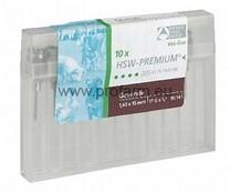 Jehla injekční HSW Premium LL 1,0x15mm (10ks)