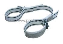 Pouta standard nylon nastavitelné /proti kopání kr
