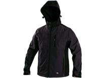 Pánská bunda FRANCISCO, šedo-černá, vel. XL