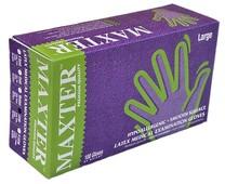Rukavice vyšetř. latexové pudr. (100ks) vel. XL