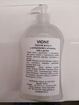 Mýdlo tekuté VIONE, antibakteriální, 500 ml