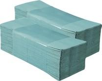 Utěrky jednorázové, zelené ZZ 5000 ks