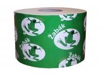 Toaletní papír ŽABÁK 1000, 2-V bílý