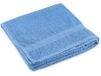 Ručník froté 50 x 100 cm, modrý