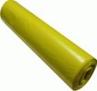 Pytel na odpad žlutý 70 x 110 cm,T, 120 litrů