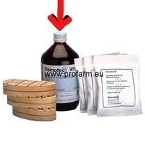 Demotec 95 na ošetření paznehtů /tekutina 500g/