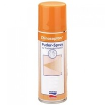 Chinoseptan pudr ve spreji 200 ml - suchá dezinfek
