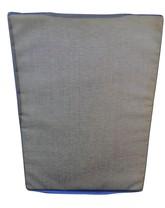 Rohož dezinfekční tmavá 85x60x3cm, pevné dno