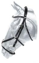 Uzdečka KenTaur mexický nánosník 10082 černá
