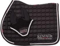 Dečka + čabraka oboustranné logo Kentaur černá