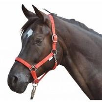 Ohlávka HKM podložená Pony hnědá