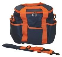 Taška na čištění tm.modro/oranžová