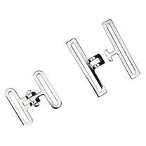 Zapínací set pro elastické řemeny, 2 ks