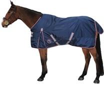 Deka nepromokavá s fleecem 1680D Kentaur 155 modrá