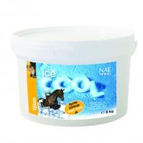 Chladivý jíl Ice cool s minerály na unavené nohy