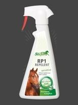 Repelent RP1 Sensitive - Sprej bez alkoholu pro koně s citlivou kůží